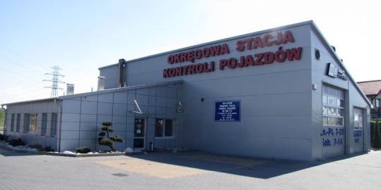 Budynek usługowy z częścią biurowo-socjalną